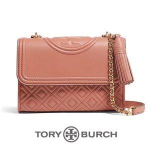 Tory Burch Tramonto Fleming Small Convertible Bag